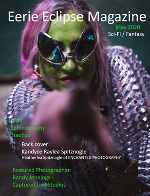 Eerie Eclipse Magazine May 2020 Sci-Fi/ Fantasy