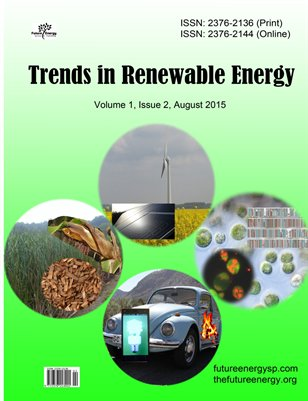 Trends in Renewable Energy 2015 Volume 1 Issue 2