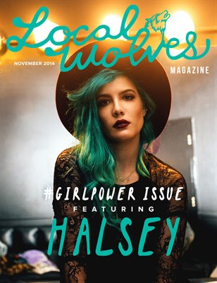 ISSUE 19 - HALSEY