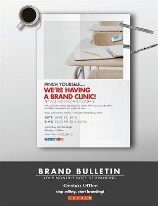 Brand Bulletin   June 2016