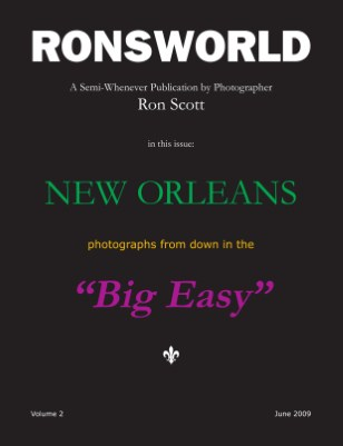 New Orleans - photographs from down in the Big Easy
