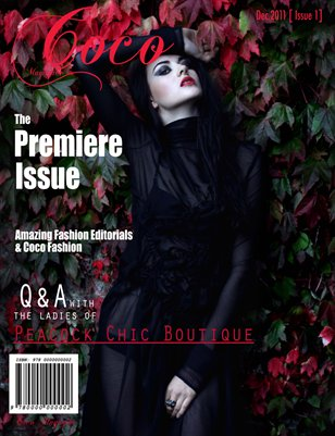 Issue 1: The Premiere Issue