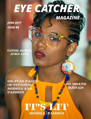 EYE CATCHER MAGAZINE issue #8 June 2017
