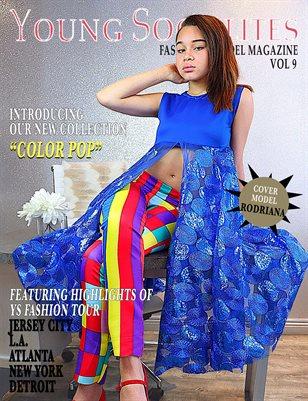 Young Socialites Magazine Volume 9