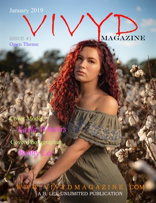 VIVYD Magazine Open Theme Issue #1