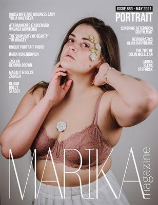 MARIKA MAGAZINE PORTRAIT (ISSUE 863 - MAY)