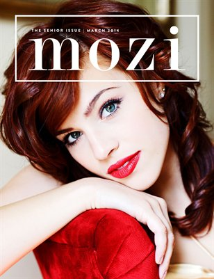 Mozi Magazine, March 2014, High School Seniors