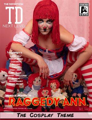 TDM Noelle Mandii Cosplay VOL 4 Cover2