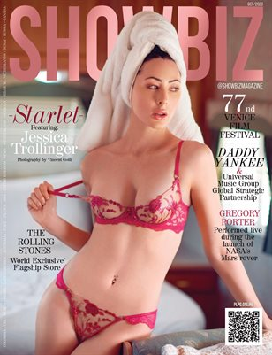 SHOWBIZ Magazine - Jessica Trollinger - Oct/2020 - Issue #26