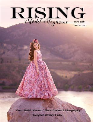 Rising Model Magazine Issue #116