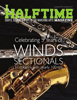 Halftime Magazine - Winds Sectionals
