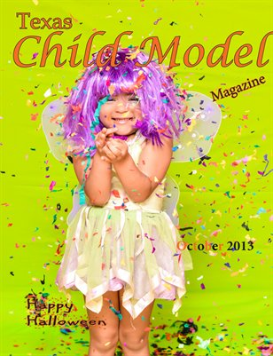 Texas Child Model Magazine October 2013