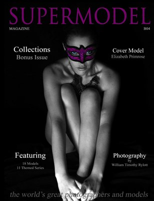 Supermodel Magazine Bonus Issue B04