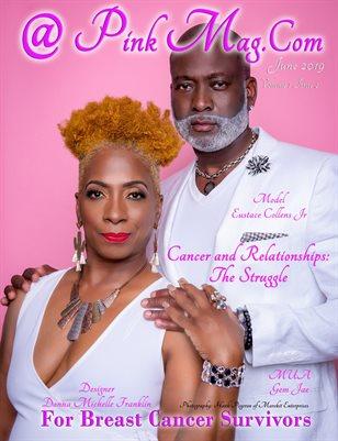 @ Pink Mag.Com Magazine June Issue