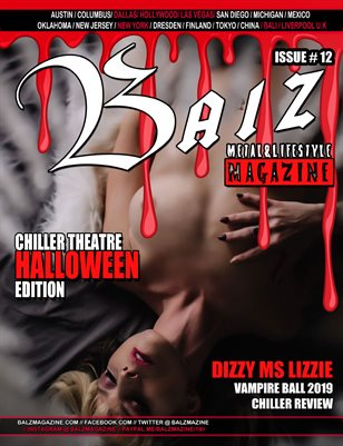 Balz Magazine Issue 12