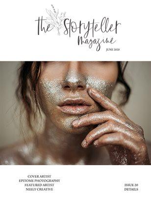 The Storyteller Magazine Issue #20 Details