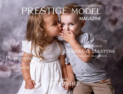 PRESTIGE MODELS MAGAZINE_ FRIENDSHIP 18/09