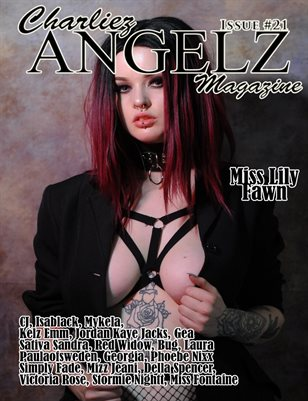Charliez Angelz Issue #21 - Mss Lily Fawn