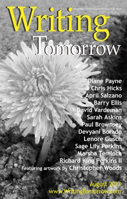 Writing Tomorrow Literary Magazine August 2013