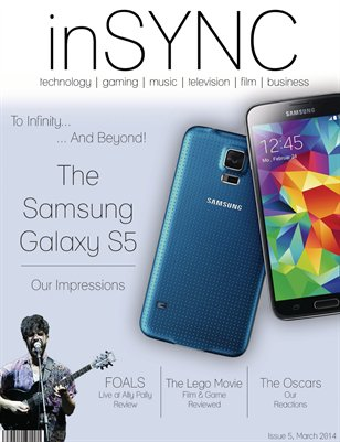 inSYNC - Issue 5, March 2014