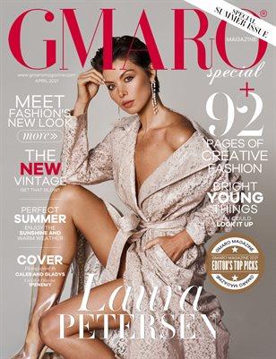 GMARO Magazine April 2021 Issue #20