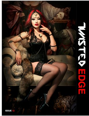 Twisted Edge - Issue 12
