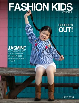 Fashion Kids Magazine | JUNE 2018