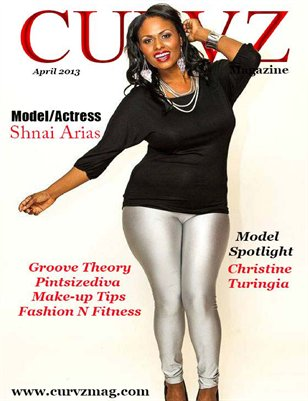 Curvz Magazine April 2013 issue