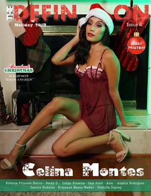 TDM:Xmas Celina Montes Cover Issue 2