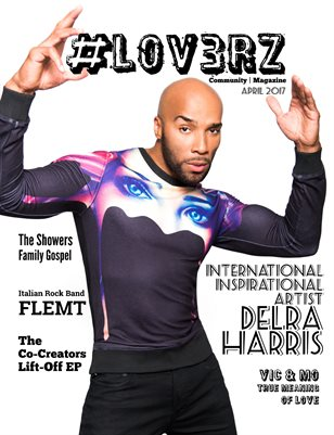 #LOV3RZ Independent Magazine April 2017