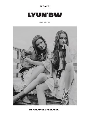 LYUN Black&White No.6 (VOL No.1) C4