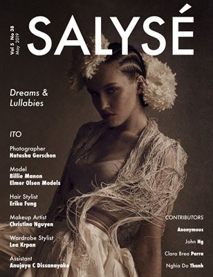 SALYSÉ Magazine | Vol 5 No 38 | MAY 2019 |