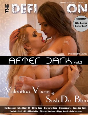 The Definition: After Dark Vol.2 Valentina Vixen- Sash De Bleu cover