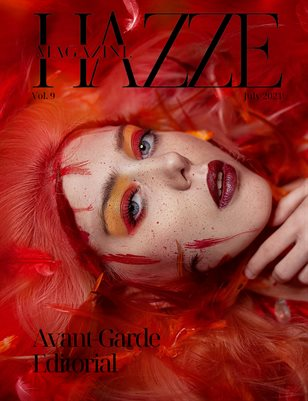"HAZZE Magazine   ""Avant-Garde Editorial"""