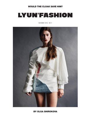 LYUN ISSUE No.11 (VOL No.7) C4