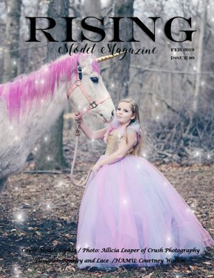 Rising Model Magazine Issue #80