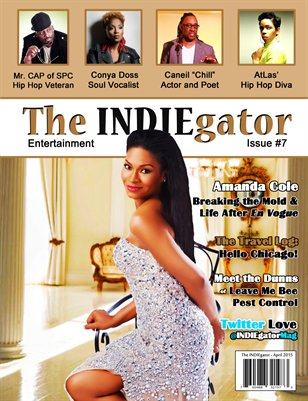 The INDIEgator (April 2015)