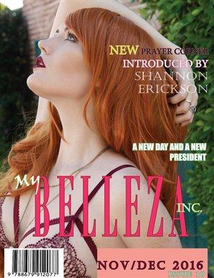 MyBelleza Inc. Magazine Issue nO10