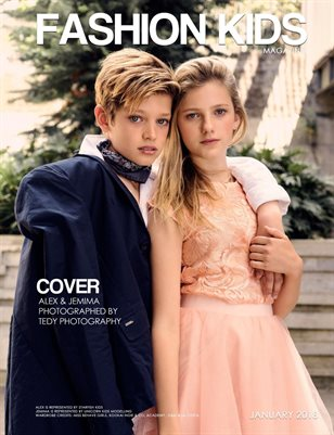 Fashion Kids Magazine | JANUARY 2018