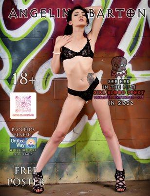 Angelina Barton - Graffiti Girl from the South | Bad Girls Club