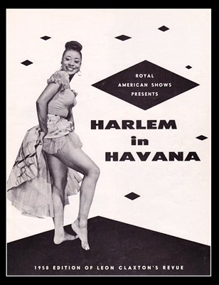 Harlem in Havana Collector's Magazine