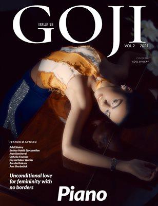 GOJI MAGAZINE ISSUE 15 VOL.2 2021