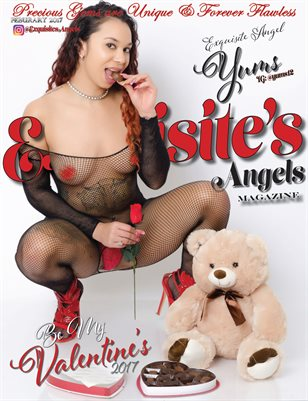 Exquisite's Angels Valentine's Issue #Yums