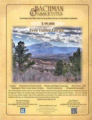 Tres Valles Lot 25