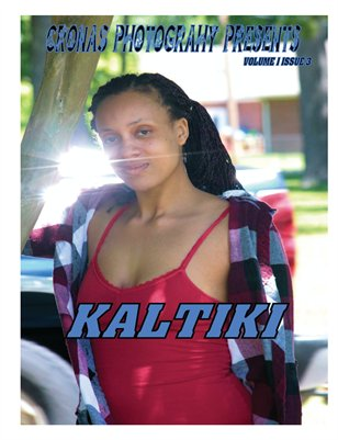Cronas Photogrpahy Presents Kaltiki Issue 3