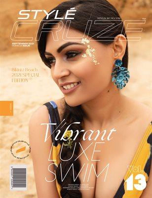 SEPTEMBER 2021 Issue (Vol: 13) | STYLÉCRUZE - Swim Wear