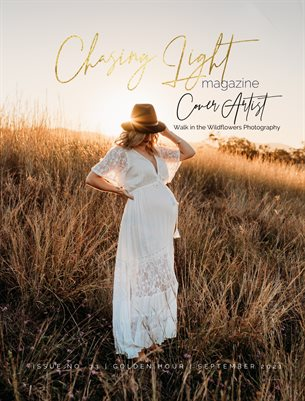 Chasing Light | Issue 33 | Golden Hour