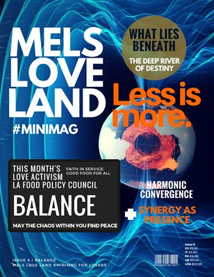 MELS LOVE LAND ISSUE 6 | BALANCE