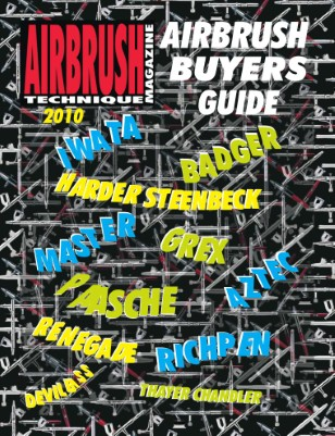 Airbrush Buyers Guide