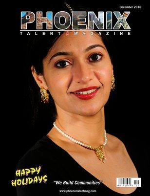Phoenix Talent Magazine December 2016 Edition